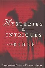 Bible Reference Companion: Mysteries and Intrigues of the Bible by Tyndale...