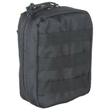 Voodoo Tactical EMT Pouch Utility Medic Corpsman Medical Supplies Pouch Black
