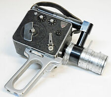 CAMERA LD8 - P.LEVEQUE - Modèle ZOOM REFLEX - 8 mm -1959/64-N°10520 - COLLECTOR