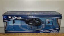 1/32 NEW RAY SKY PILOT S.W.A.T. AGUSTA WESTLAND NH-500 HELICOPTER BLACK