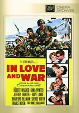 IN LOVE AND WAR (1956 Robert Wagner) - Region Free DVD - Sealed