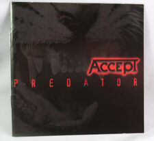 Predator by Accept (CD, Feb-1997, Nuclear Blast Records)-FREE SHIPPING & INS.