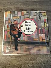 Billy Grammer Gospel Guitar Decca 74212 Stereo LP shrink wrap
