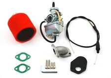 HONDA CRF XR 50 CRF50 XR50 BIG BORE 20mm CARBURETOR CARB KIT FOR STOCK HEADS