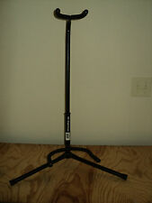 Lot of 2, On Stage Stands OSS XCG-4 Guitar Stand, Adjustable Height, Tripod Type