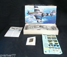P-51D Mustang Hasegawa 1/48 J14 09014 + Eduard Photoetch decals New