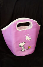 Damen Tasche Snoopy Lila / Shopper / Bag / Handtasche