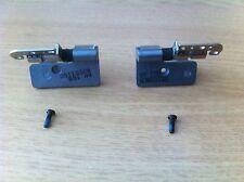 Acer Aspire 5020WLMi MS2171 Hinges Left Right Pair w/ Screws