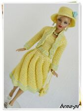 """bena-pl  Clothes for Tonner Tiny Kitty Collier 10"""" OOAK outfit"""