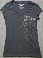 AUTHENTIC AEROPOSTALE SHIRT FOR WOMEN - GREY V Size M