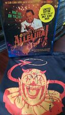 THE DEVIL'S CARNIVAL - ALLELUIA Blu-Ray Disc DVD Limited Edition with Bag