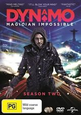 Dynamo Magician Impossible: Season 2 (2 Discs) NEW R4 DVD