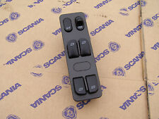 SAAB 900 9-3 CONVERTIBLE WINDOW SWITCH PACK GREY