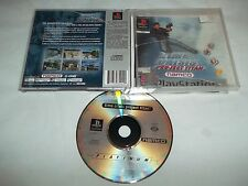 Sony Playstation 1 PS1 Console Game - Time Crisis Poject Titan