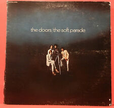 THE DOORS SOFT PARADE LP 1969 ORIGINAL RED BIG E PRESS GREAT COND! VG+/VG!!B