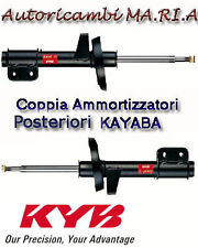 AMMORTIZZATORI FIAT PANDA (169) 1.4 8V Natural Power 01/2010 -  343415 KAYABA