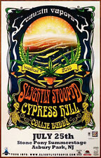 SLIGHTLY STOOPID | CYPRESS HILL Legalize It Ltd Ed New RARE Litho Poster