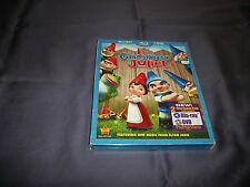 Gnomeo and Juliet (Blu-ray/DVD, 2011, 2-Disc NEW SHIPS FREE USA**SEE CONDITION**