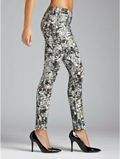 Guess Kate Skinny Jeans In Crystal Vision Digital Print Size 24