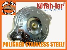Jaguar XJ12 XJ6 STAINLESS STEEL Radiator Rad Cap 13lb