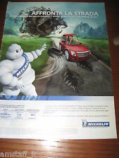 *AH87=MICHELIN PNEUMATICI=PUBBLICITA'=ADVERTISING=WERBUNG=COUPURE=
