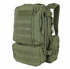 CONDOR MOLLE Modular CONVOY Outdoor Pack Nylon Backpack 169-001 OLIVE OD GREEN
