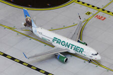 Gemini Jets Frontier Airbus A320-200S Griswald the Bear 1/400 GJFFT1576