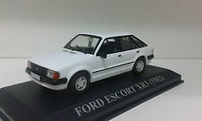 FORD ESCORT XR3 1982 ALTAYA IXO 1/43