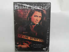 NEW, SEALED - Crime Scene (DVD, 2002) Amber Smith