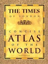The Times of London Concise Atlas of the World: Eighth Edition, , London Times,