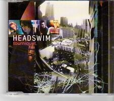 (FM347) Headswim, Tourniquet - 1997 CD