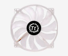 ThermalTake 20cm 200mm Case Fan LED azul puro - 129.639 CFM-CL-F016-PL20BU-A