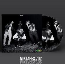 Flatbush Zombies - Better Off Dead Mixtape (Full Artwork CD/Front/Back Cover)