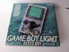 Limited ASTRO BOY Edition Nintendo Gameboy Light console boxed set/work fine-Q4-