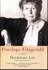 Penelope Fitzgerald: A Life by Hermione Lee-1st Edition/DJ-2014