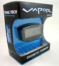 Vapor Trail Tech Computer Black Stealth Inverted Forks All Years NEW