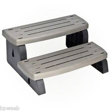 Waterway Spa Steps G3 Charcoal New In Box
