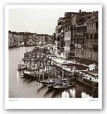 ART PRINT Ponte Di Rialto Alan Blaustein