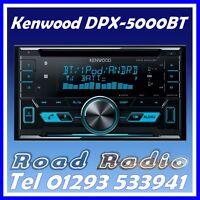 Brand New UK Kenwood DPX-5000BT