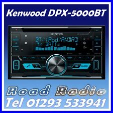 Brand NEW UK KENWOOD dpx-5000bt
