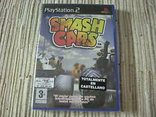 SMASH CARS PLAYSTATION 2 PS 2 NUEVO Y PRECINTADO