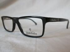 BROOKS BROTHERS GLASSES FRAME BB2029 6095 MATTE BLACK 55-15-140 NEW & AUTHENTIC