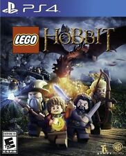 LEGO The Hobbit - Gandalf Bilbo Erebor Smaug Dwarves Middle Earth PS4 NEW