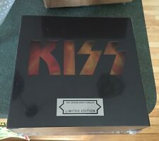 "KISS CASABLANCA SINGLES 1974-1982  7"" INCH VINYL/LIMITED EDITION BOX SET 45 2012"