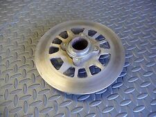 YAMAHA Banshee rear brake disc rotor & brakes hub ATV 1987-2006