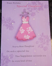 Special Daughter Birthday Card by Just Write. 29 available.