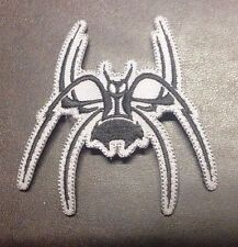 BLACK SPIKES TACTICAL SPIDER LOGO VELCRO CLOTH PATCH GUN AR .223 5.56  DECAL