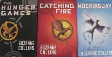 1-3 The Hunger Games COMPLETE TRILOGY Suzanne Collins HC/DJ Lot YA Teen VGC