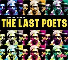 The Very Best of the Last Poets by The Last Poets (CD, Oct-2005, Snapper)