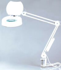 3 Diopter Circular LED Magnifying Lamp Modelling Beauty etc from Chronos